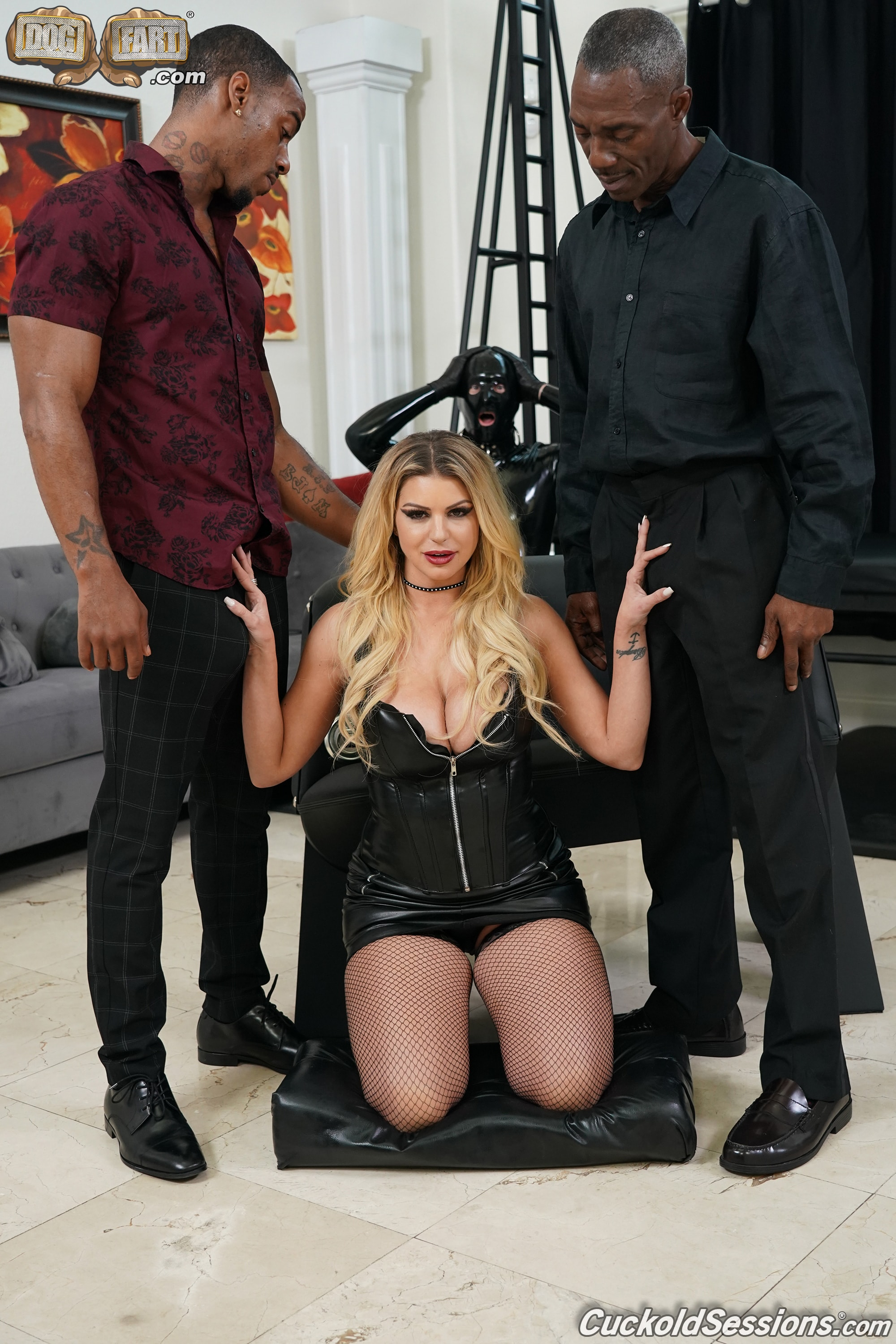 Dogfart '- Cuckold Sessions - Scene 4' starring Brooklyn Chase (Photo 12)