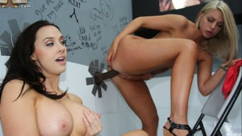Brooklyn Chase in 'and Chanel Preston - Glory Hole'