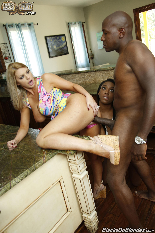 Brooklyn Chase Blacks On Blondes
