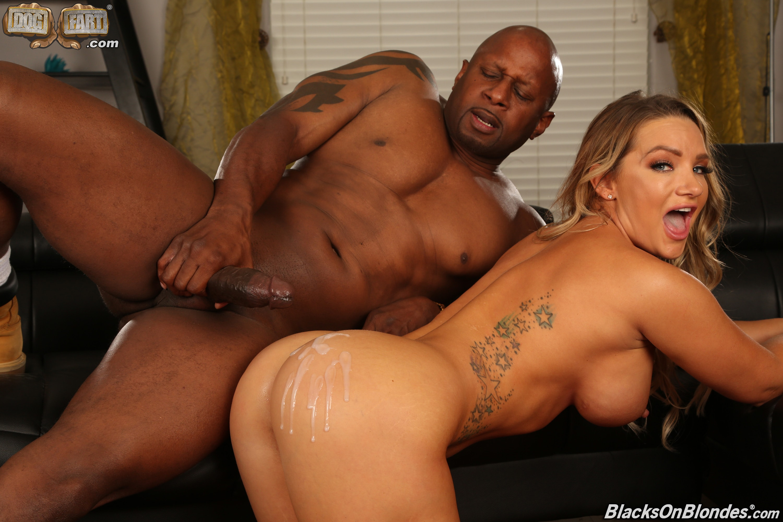 Dogfart '- Blacks On Blondes - Scene 3' starring Cali Carter (Photo 30)