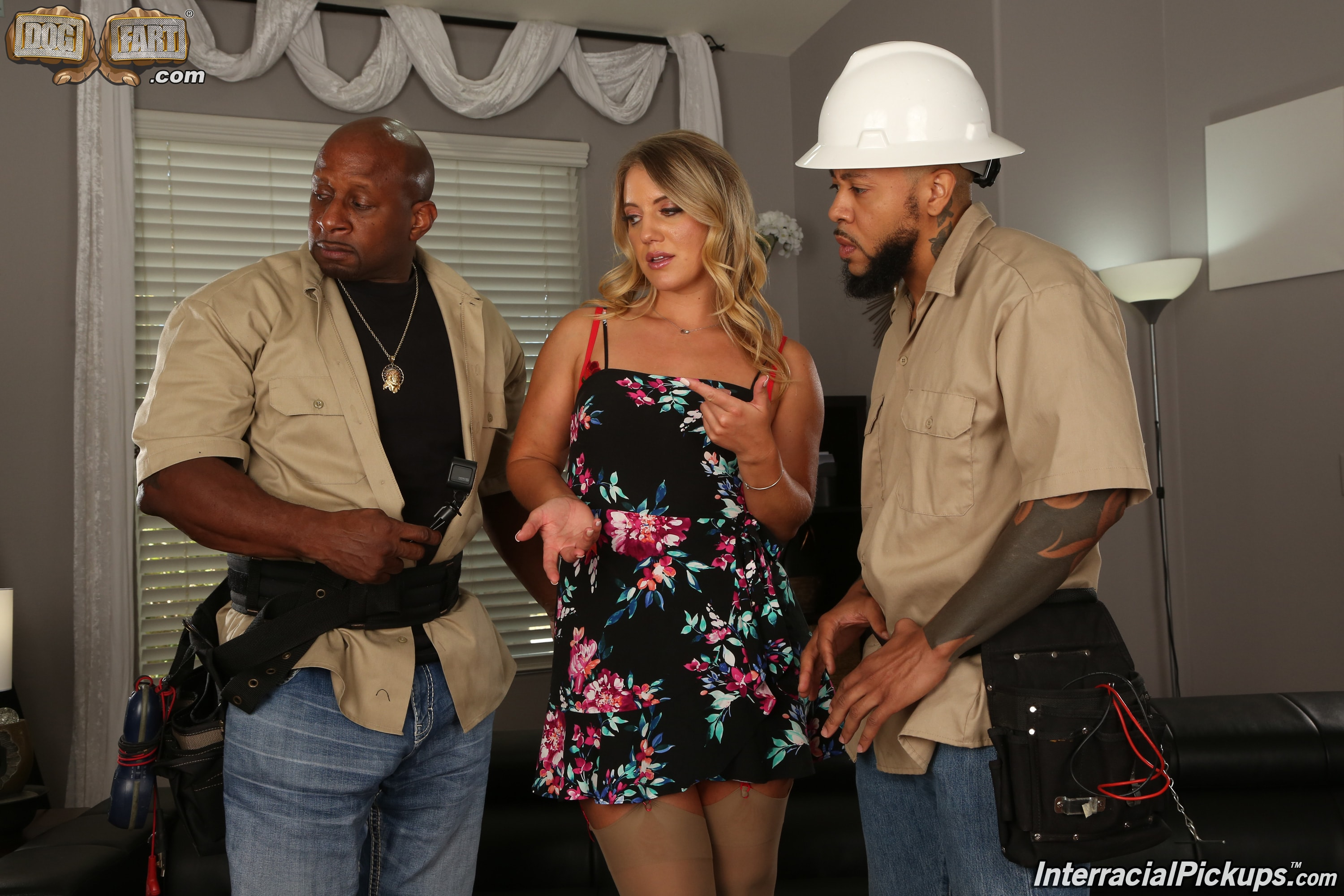 Dogfart '- Interracial Pickups - Scene 2' starring Candice Dare (Photo 1)