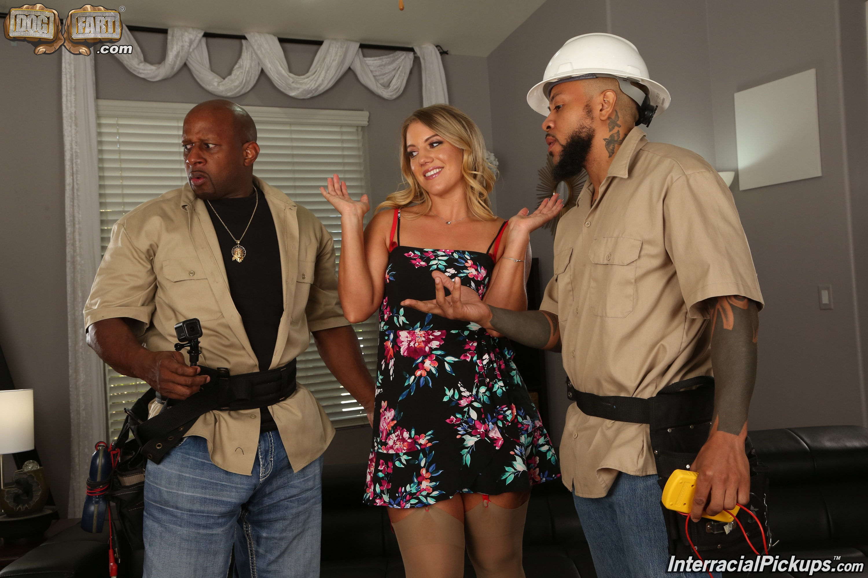 Dogfart '- Interracial Pickups - Scene 2' starring Candice Dare (Photo 3)