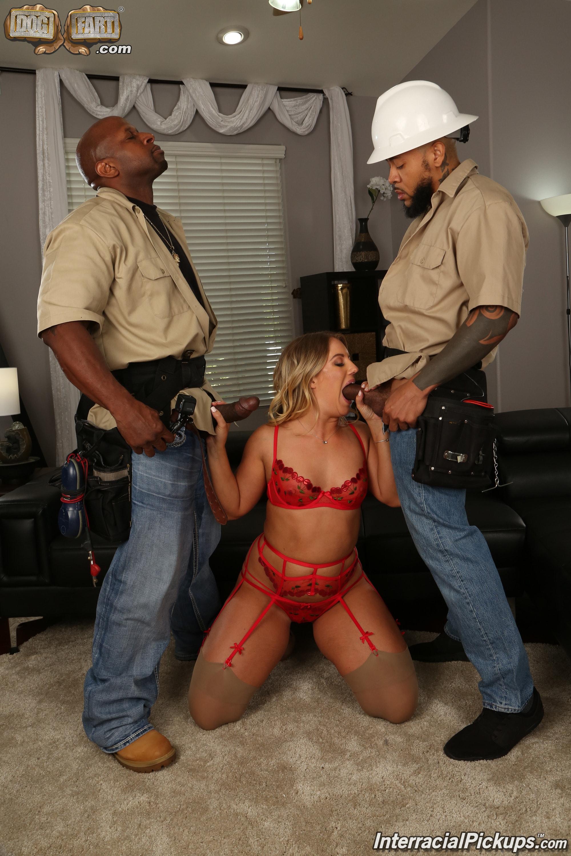 Dogfart '- Interracial Pickups - Scene 2' starring Candice Dare (Photo 10)