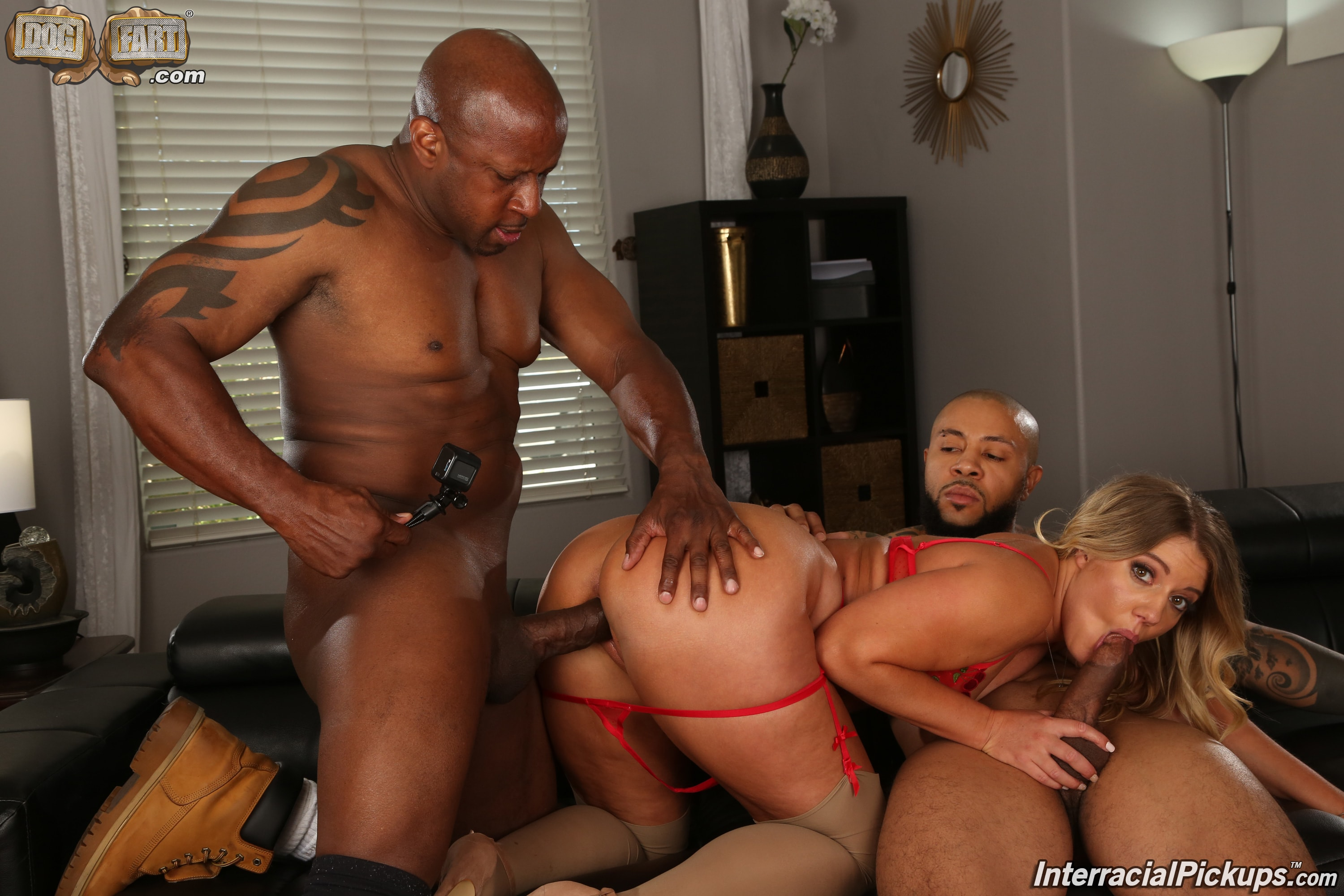 Dogfart '- Interracial Pickups - Scene 2' starring Candice Dare (Photo 16)