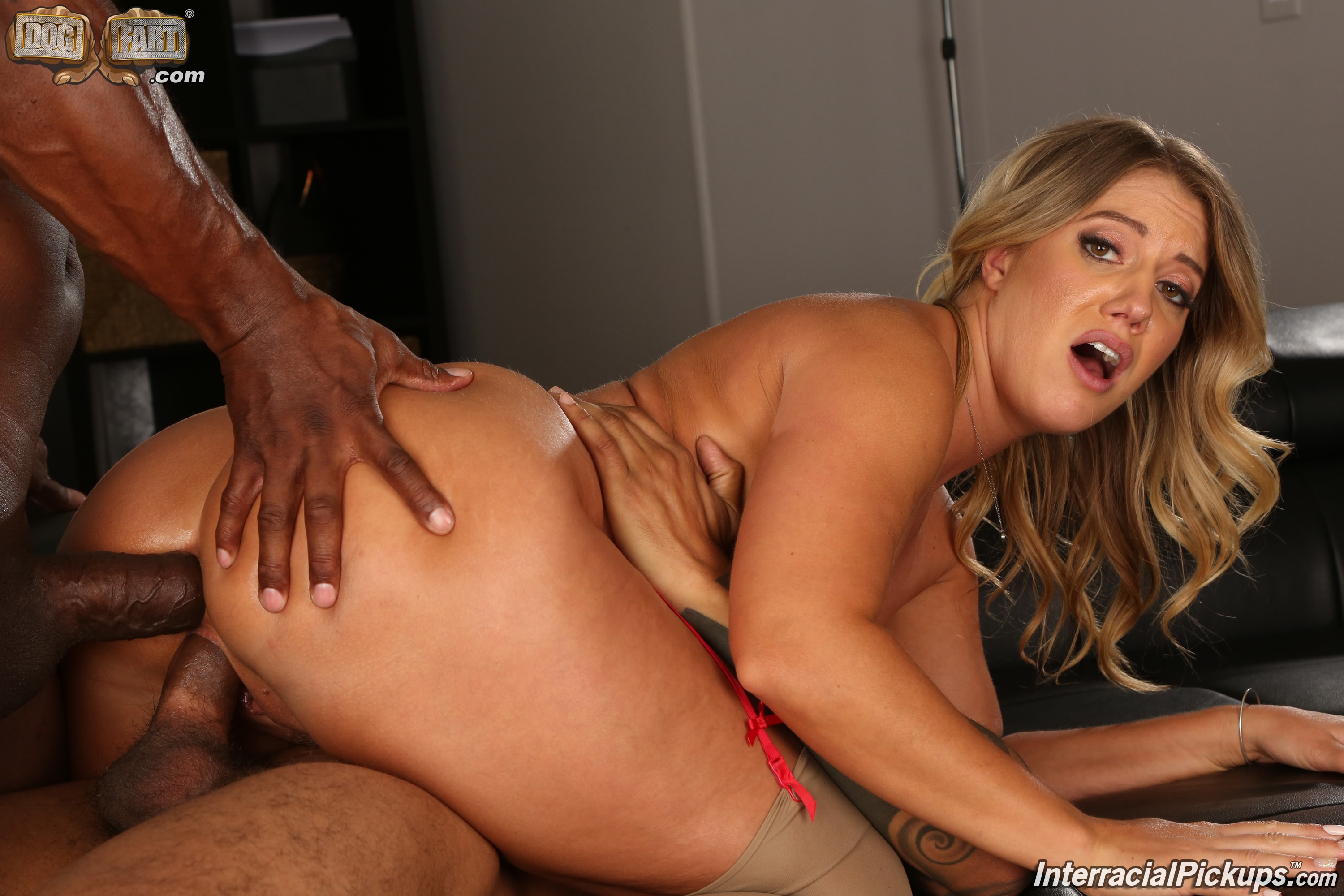 Dogfart '- Interracial Pickups - Scene 2' starring Candice Dare (Photo 20)