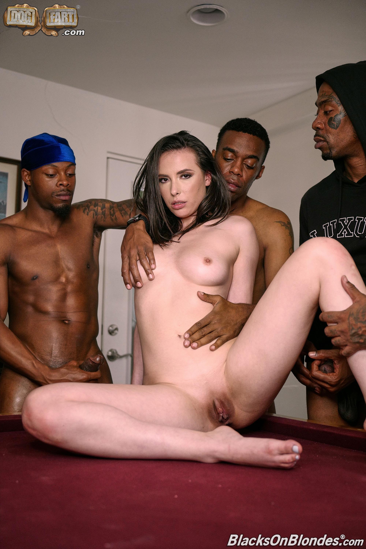 Dogfart '- Blacks On Blondes - Scene 3' starring Casey Calvert (Photo 6)