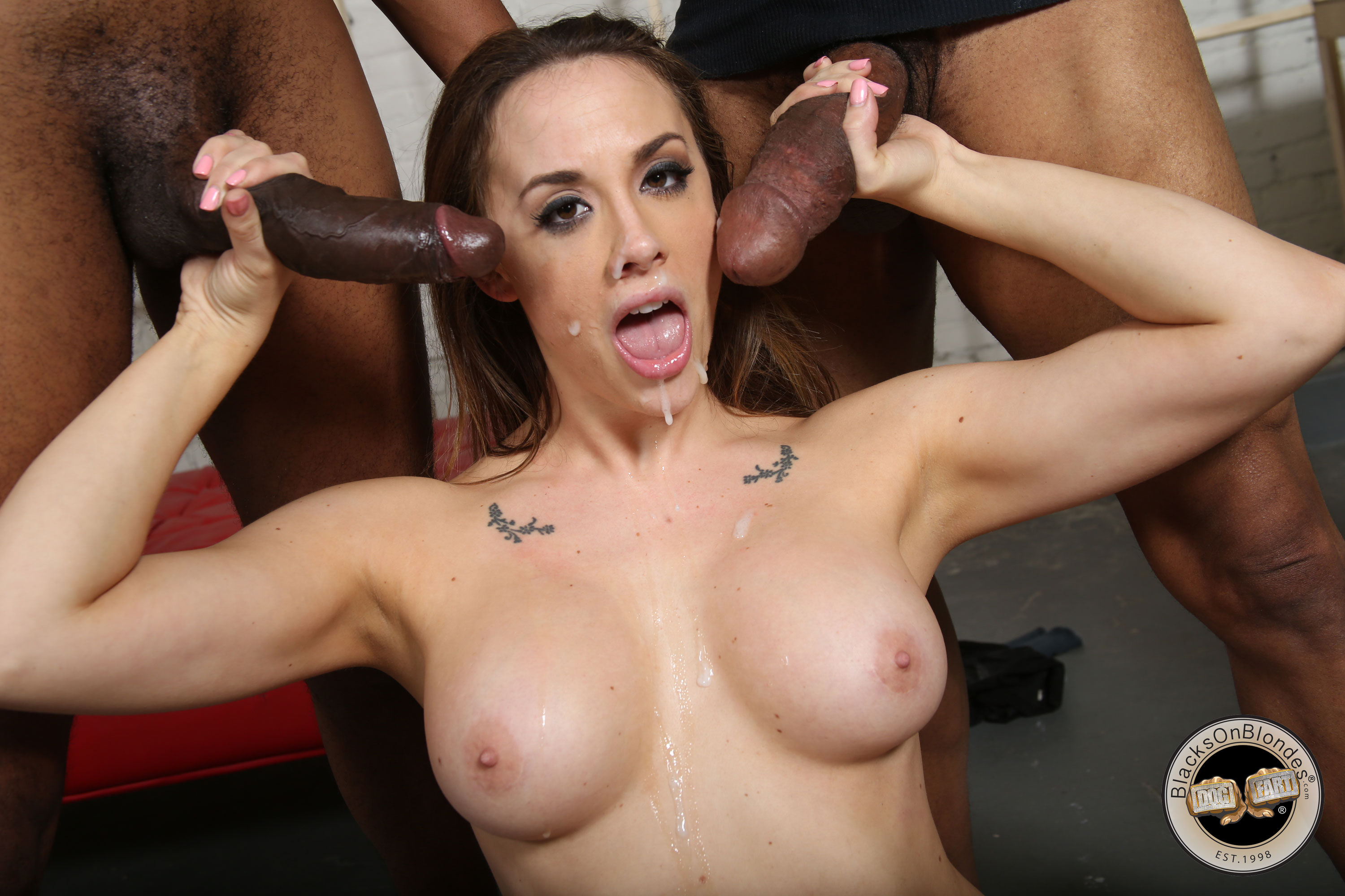 Brooklyn lee anal omg of mandingo