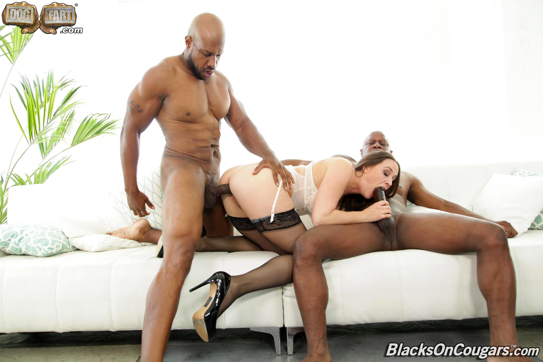 Dogfart '- Blacks On Cougars' starring Chanel Preston (Photo 12)