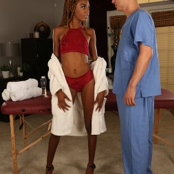 Chanel Skye in 'Dogfart' - We Fuck Black Girls - Scene 2 (Thumbnail 1)