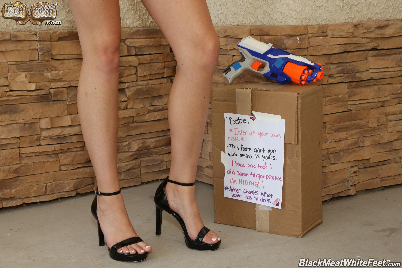 Dogfart '- Black Meat White Feet' starring Charlotte Sins (Photo 1)