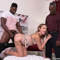 Charlotte Sins in 'Dogfart' - Blacks On Blondes - Scene 2 (Thumbnail 12)