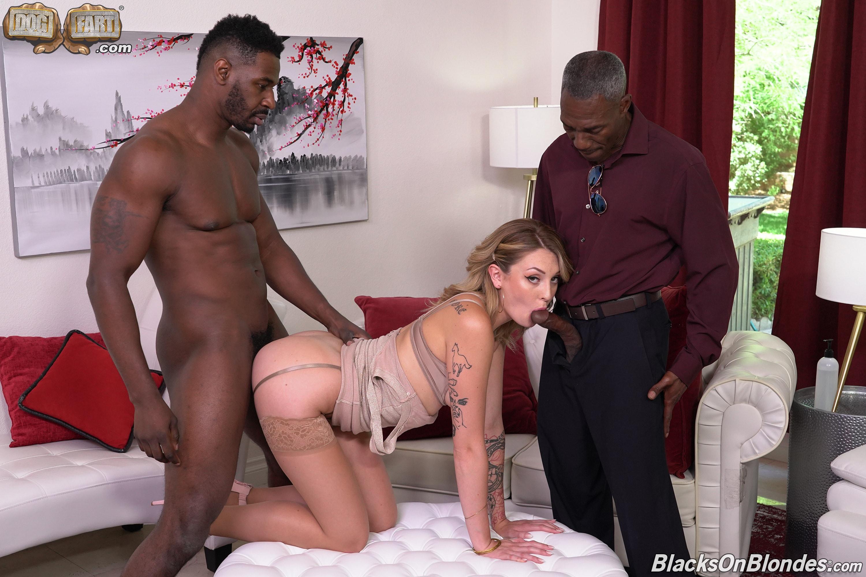 Dogfart '- Blacks On Blondes - Scene 2' starring Charlotte Sins (Photo 15)