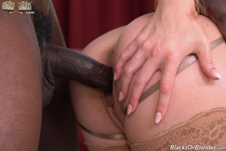 Dogfart '- Blacks On Blondes - Scene 2' starring Charlotte Sins (Photo 16)