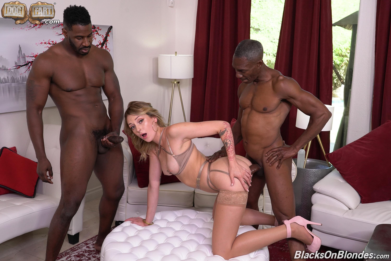 Dogfart '- Blacks On Blondes - Scene 2' starring Charlotte Sins (Photo 21)