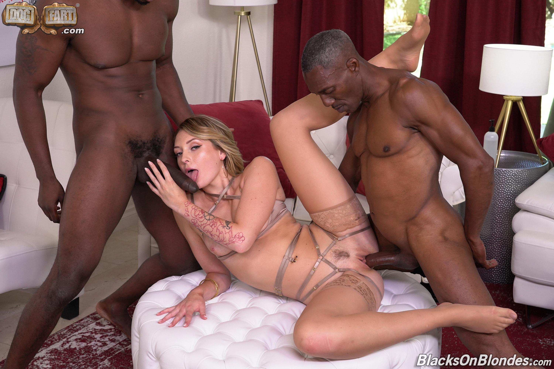 Dogfart '- Blacks On Blondes - Scene 2' starring Charlotte Sins (Photo 22)