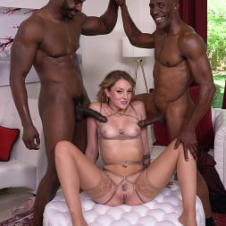 Charlotte Sins in 'Dogfart' - Blacks On Blondes - Scene 2 (Thumbnail 30)