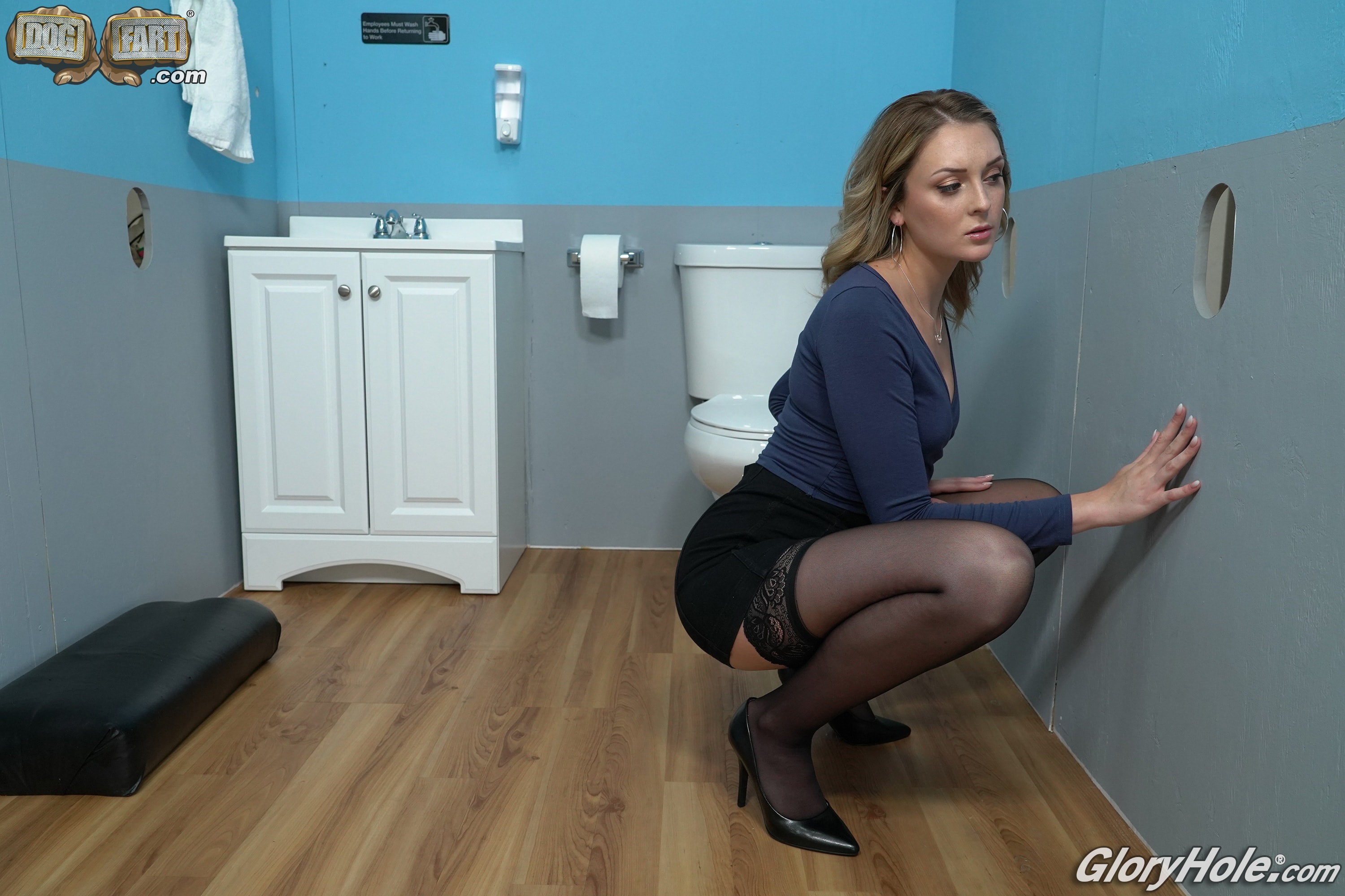 Dogfart '- Glory Hole' starring Charlotte Sins (Photo 11)