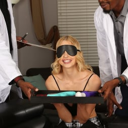Chloe Cherry in 'Dogfart' - Blacks On Blondes - Scene 2 (Thumbnail 1)