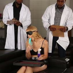 Chloe Cherry in 'Dogfart' - Blacks On Blondes - Scene 2 (Thumbnail 2)