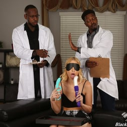 Chloe Cherry in 'Dogfart' - Blacks On Blondes - Scene 2 (Thumbnail 3)