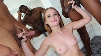 Daisy Stone in '- Blacks On Blondes'
