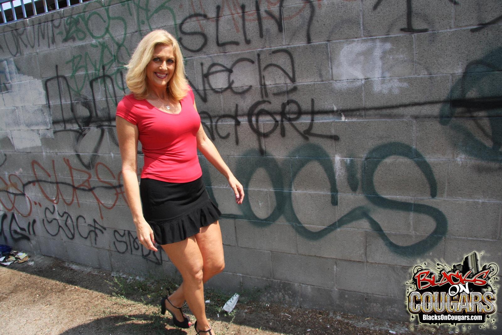 Dogfart '- Blacks On Cougars' starring Dana Devine (Photo 1)