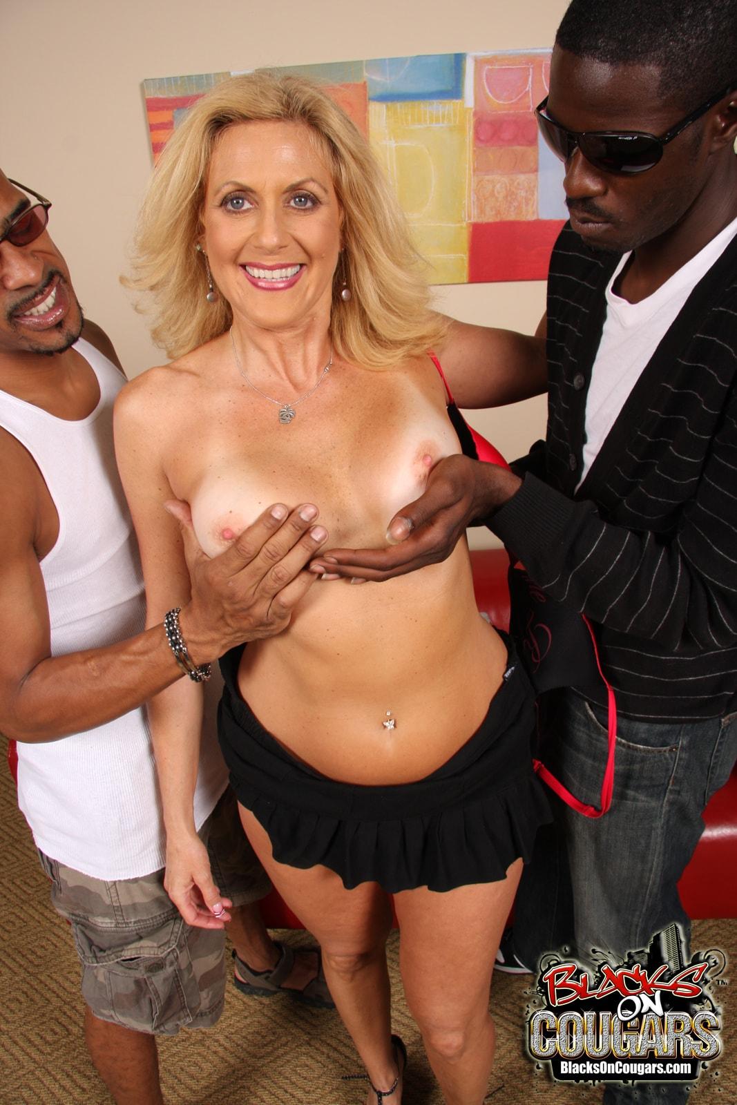 Dogfart '- Blacks On Cougars' starring Dana Devine (Photo 10)