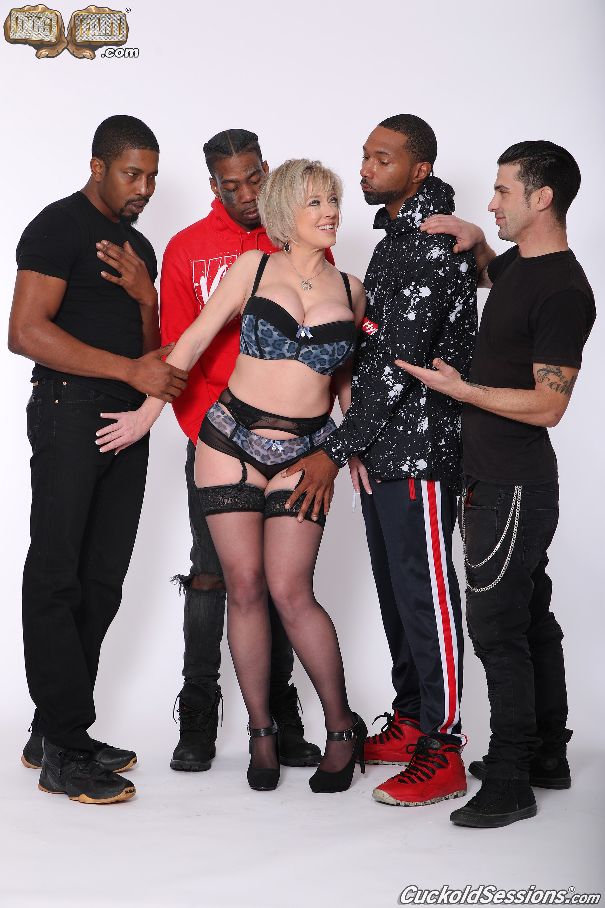 Dogfart '- Cuckold Sessions' starring Dee Williams (Photo 1)