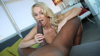 Emily Austin in '- Blacks On Blondes'