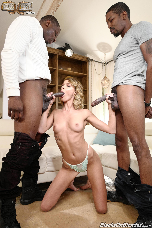 Dogfart '- Blacks On Blondes' starring Emma Hix (Photo 6)