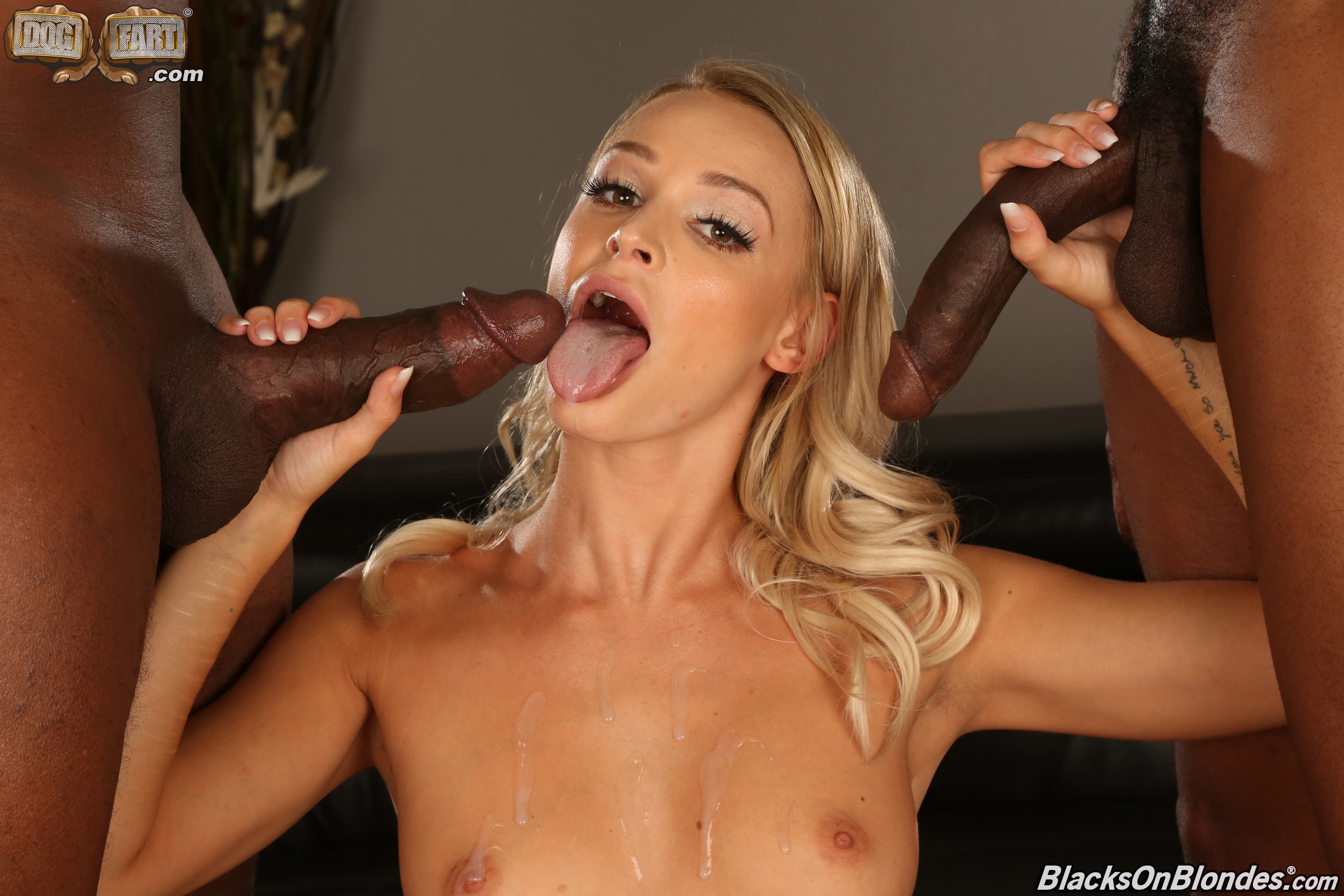 Dogfart '- Blacks On Blondes - Scene 3' starring Emma Hix (Photo 29)