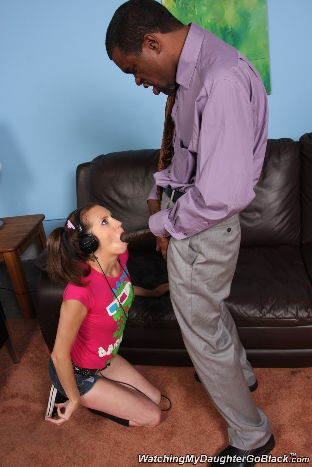 Dogfart 'Emma Luvgood - Watching My Daughter Go Black' starring Emma Luvgood (photo 10)