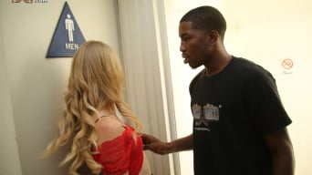 Erika Devine in '- Blacks On Blondes'