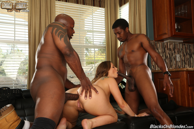 Dogfart '- Blacks On Blondes - Scene 2' starring Febby Twigs (Photo 24)
