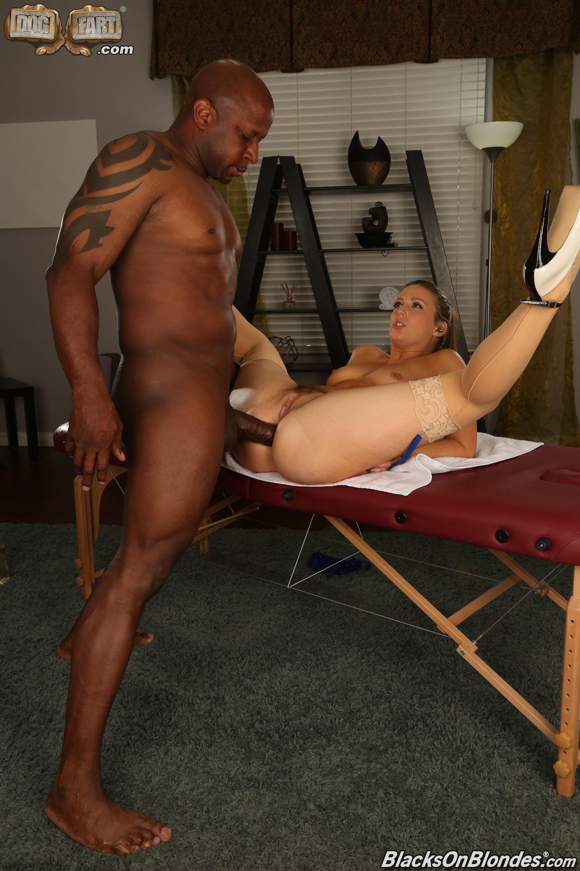 Dogfart '- Blacks On Blondes - Scene 3' starring Febby Twigs (Photo 22)