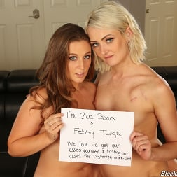 Febby Twigs in 'Dogfart' and Zoe Sparx - Blacks On Blondes (Thumbnail 30)