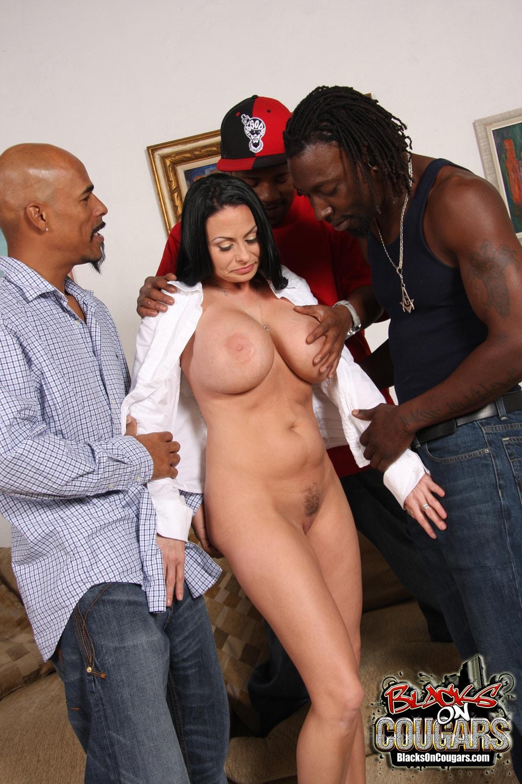 Dogfart '- Blacks On Cougars' starring Harley Raines (Photo 12)