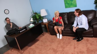 Jada Stevens in '- Watching My Daughter Go Black'