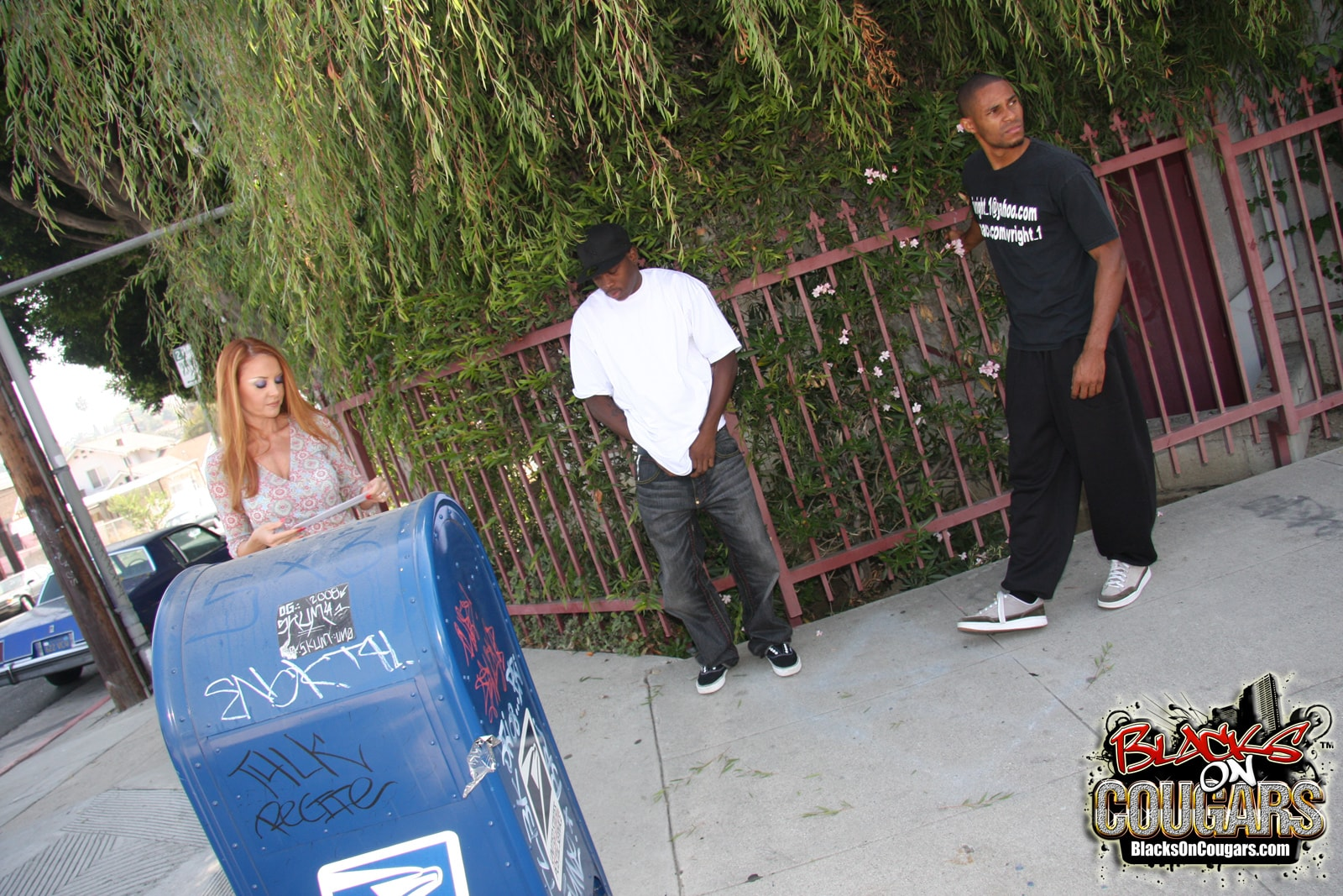Dogfart '- Blacks On Cougars' starring Janet Mason (Photo 2)