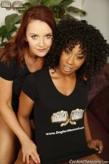 Janet Mason and Misty Stone - Cuckold Sessions (Thumb 03)
