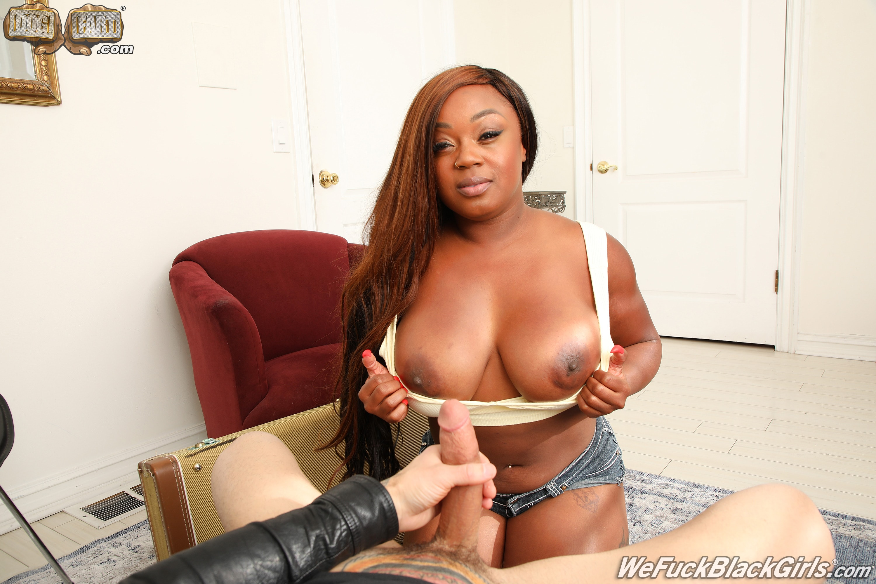Dogfart '- We Fuck Black Girls - Scene 2' starring Jayden Starr (Photo 4)