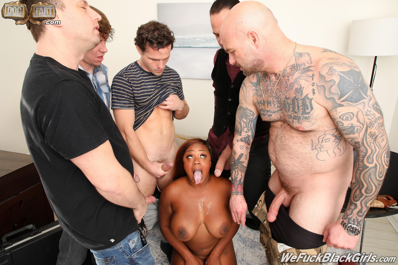 Dogfart '- We Fuck Black Girls - Scene 2' starring Jayden Starr (Photo 26)