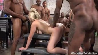 Jenna Ivory in '- Blacks On Blondes - Scene 2'