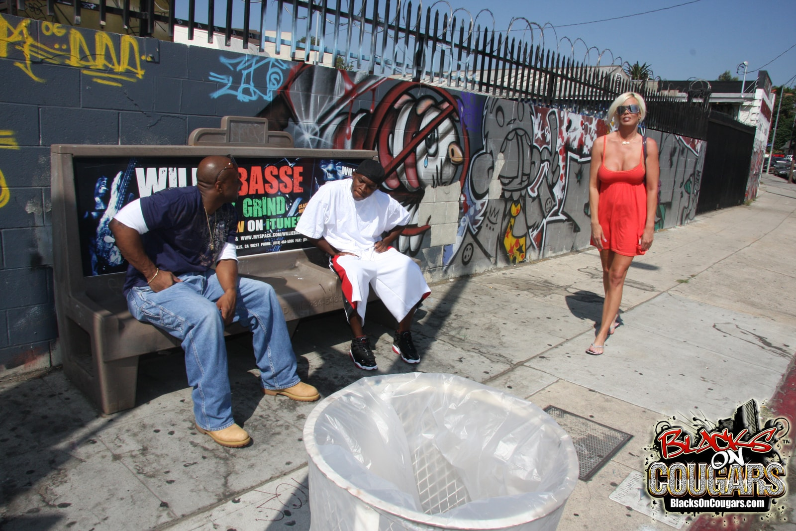 Dogfart '- Blacks On Cougars' starring Jordan Blue (Photo 2)