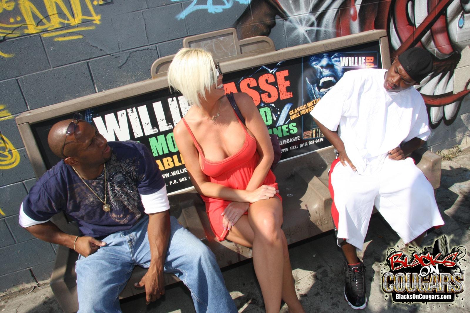 Dogfart '- Blacks On Cougars' starring Jordan Blue (Photo 4)