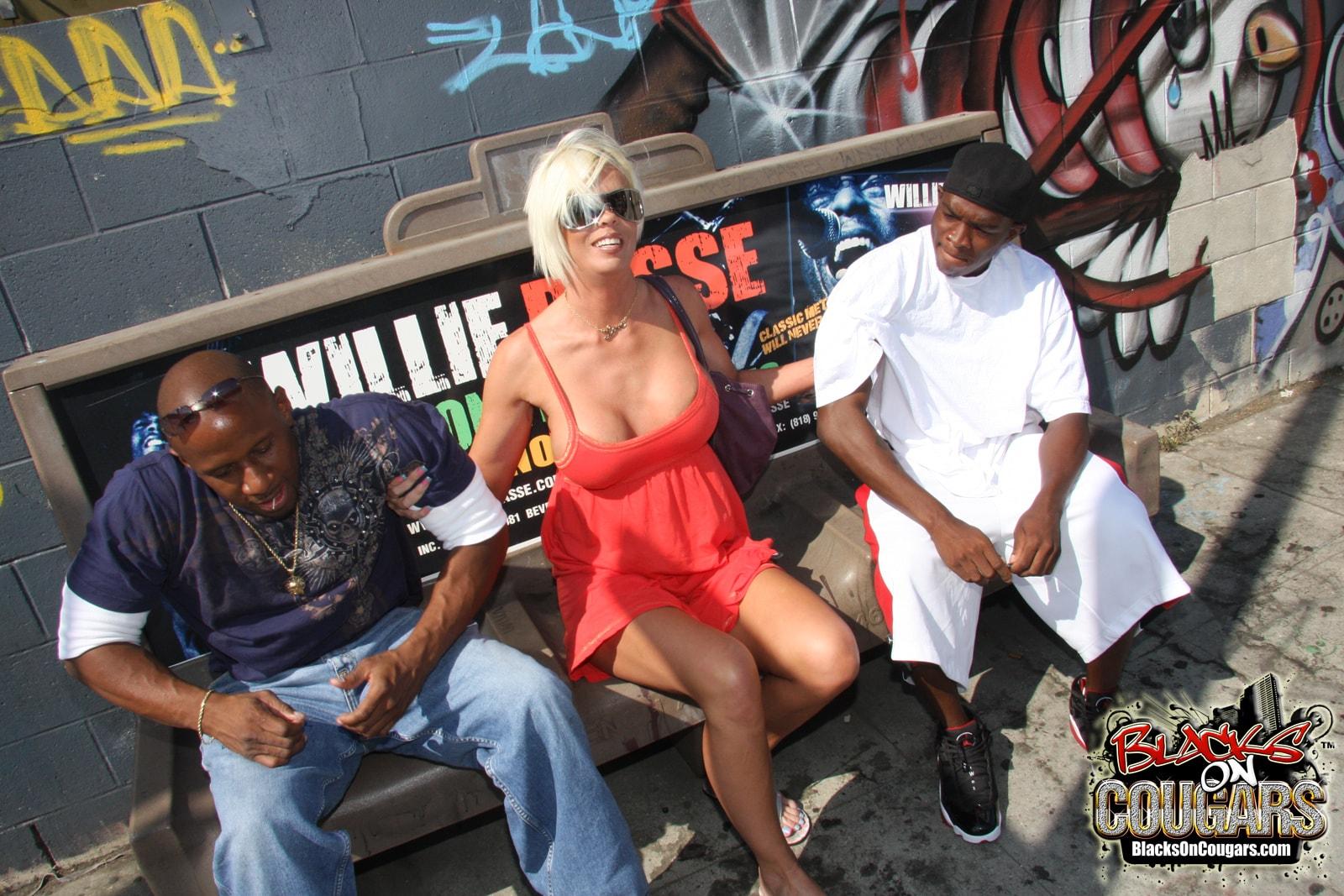 Dogfart '- Blacks On Cougars' starring Jordan Blue (Photo 5)