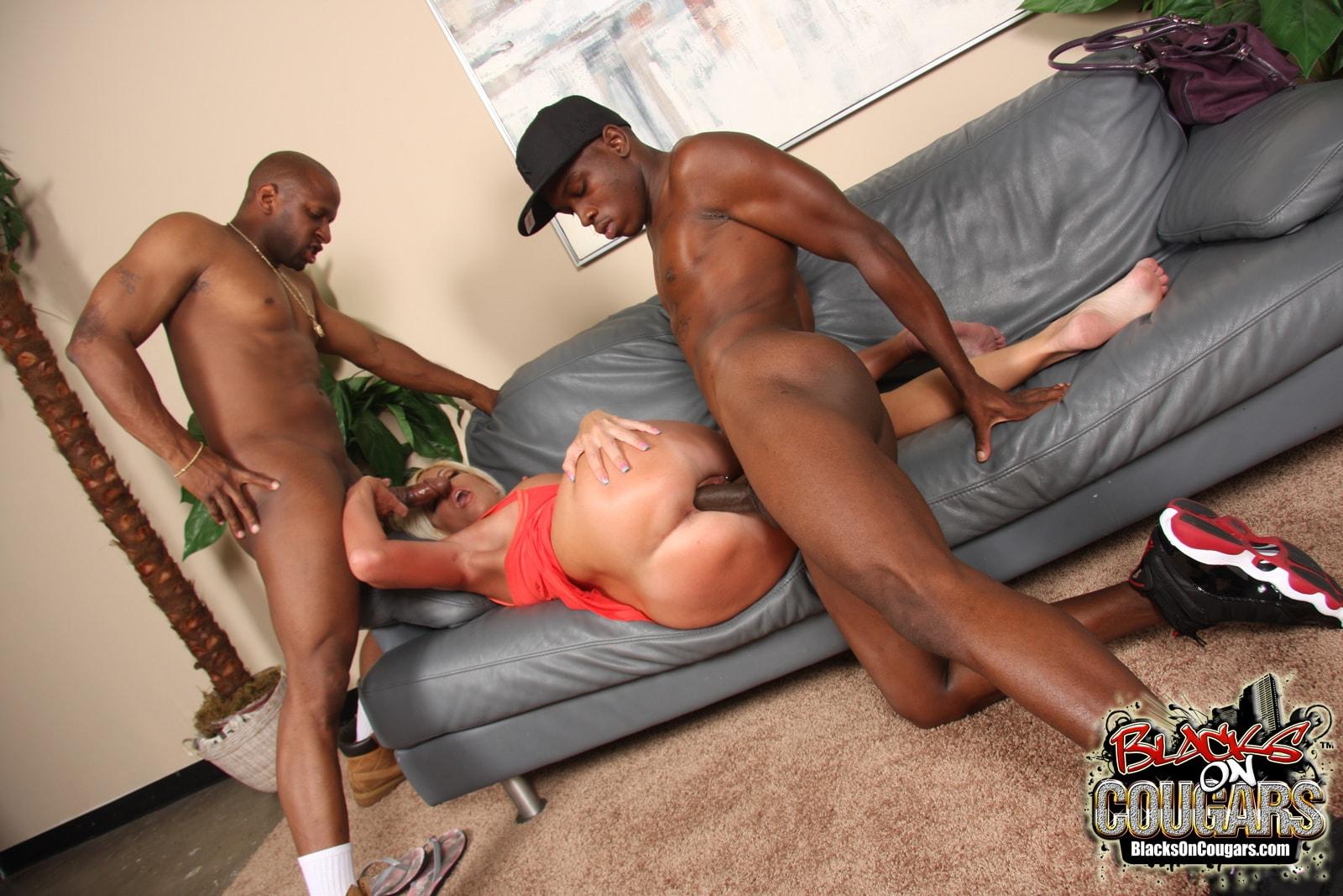 Dogfart '- Blacks On Cougars' starring Jordan Blue (Photo 27)