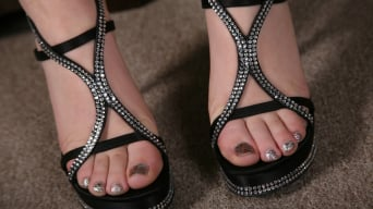 Kagney Linn Karter in '- Black Meat White Feet'