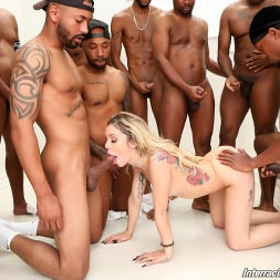 Kali Roses in 'Dogfart' - Interracial Blowbang (Thumbnail 11)