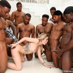 Kali Roses in 'Dogfart' - Interracial Blowbang (Thumbnail 13)